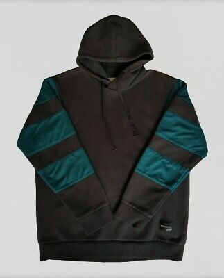 "MEN'S ""ADIDAS EQUIPMENT"" BLACK/GREEN HOODY SIZE SMALL GREAT CONDITION"