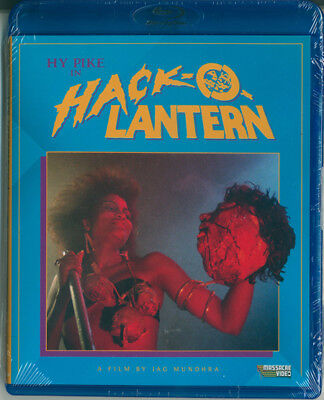 Halloween Times 2017 (Hack-O-Lantern (1988) Blu-ray - Brand New! Ships First Class with)