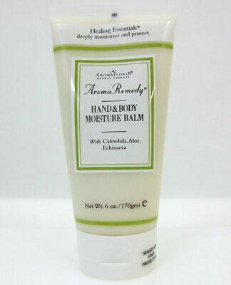 Aromafloria Aroma Remedy Hand & Body Moisture Balm 6 oz Moisturizer Hydrate -
