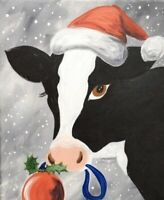 Learn to paint in Acrylic.  A Seasonal Painting.