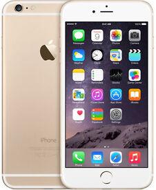 IPHONE 6 GOLD 16GB JUST LIKE BRAN NEW WITHOUT FINGERPRINT SENSOR. DISPATCH FROM DUBAI
