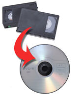 Get Your Old Tapes Transferred To DVD