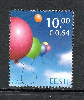 ESTONIA MNH 2007 SG548 INTERNATIONAL CHILDREN'S DAY