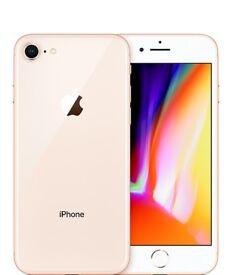 iPhone 8 64GB Gold - Brand New Unopened