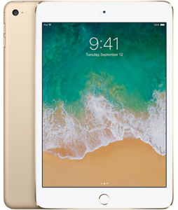 BNIB SEALED Ipad Mini 4 Wi-Fi 128GB Gold