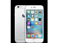Brand new iPhone 6 silver 64gb replacement handset