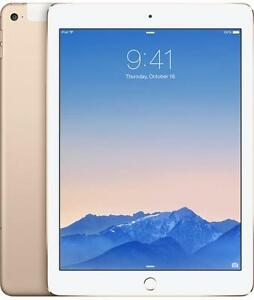 LIKE NEW Apple iPad Air 2 A1567 WiFi 3G LTE Cellular 16GB Tablet
