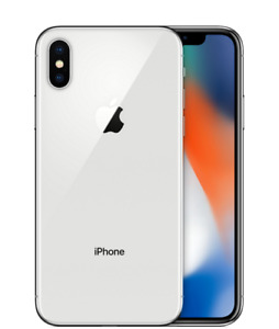 Apple iPhone X, 64GB, Brand New Sealed