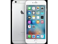 **60 DAY WARRANTY + AS NEW** UNLOCKED Apple iPhone 6 16GB White and Silver