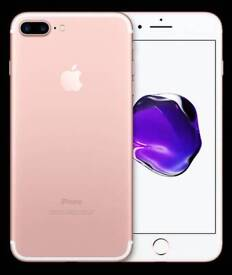 IPhone 7 plus rose gold 02 network