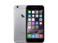 Brand new. Apple iPhone 6 - 16GB - Space Grey (Unlocked) A1586 (CDMA + GSM)