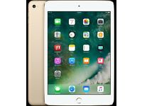 Apple iPad Mini 4 Cellular - 32GB Gold
