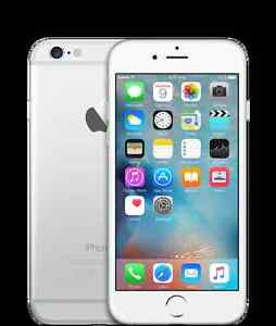 """NEW APPLE UNLOCKED IPHONE 6S """"S"""" 128GB SILVER/WHITE NEW"""