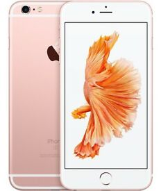 iPhone 6s Plus 32GB Rose Gold EE