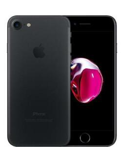 Apple iPhone 7 - 32 GB - Black - Brand New Sealed & Open box with Apple Care & Apple Care Plus - NEW YEAR SPECIAL DEAL