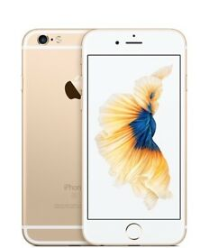 IPhone 6s 64GB Gold **MINT**