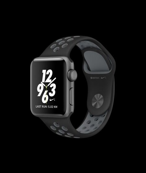 apple watch 2 nike space grey aluminium case black cool apple watch 2 nike space grey aluminium case black cool grey nike sport