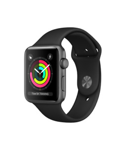 "APPLE WATCH SERIES 3   GPS  42"" (MQL12CL/A) ON SALE $339"