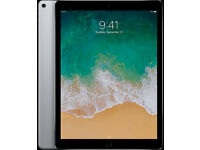 iPad Pro 12.9 64GB Wi-Fi Space Grey Brand New Sealed