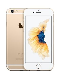 iphone 6S unlocked gold 64GB - brand new conditions