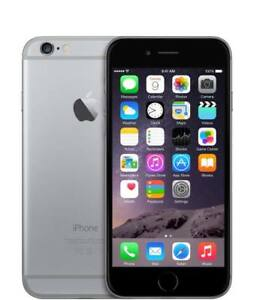 Apple iPhone 6S, 64GB, Space Gray, UNLOCKED (New Battery)