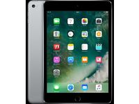 iPad mini 4, Wifi, 128gb, space grey, brand new
