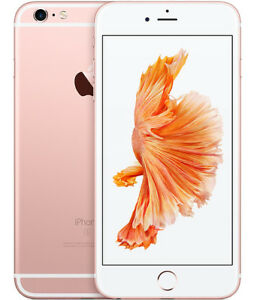 iPhone 6s rose gold $345