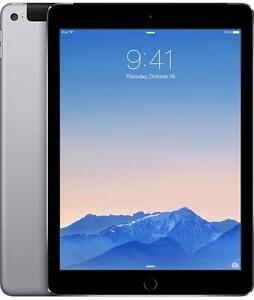 UNLOCKED LIKE NEW Apple iPad Air 2 A1567 WiFi 3G LTE Cellular 64GB Tablet
