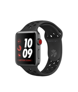 Brand new Apple Watch Nike space grey case GPS Cellular