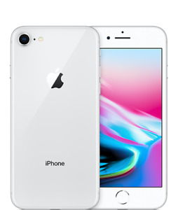 Brand New Iphone 8 In Sealed Box - Silver 64GB