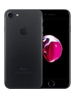 Apple iPhone 7, 32GB Unlocked. IN BOX. AppleCare until 12/24/18