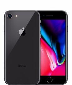 Iphone 8 64GB Space Grey UNLOCKED
