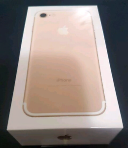 Apple iPhone 7 gold 128g (brand new in box sealed) Carlton Melbourne City Preview