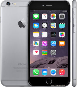 iPhone 6 Plus - 16GB - Space Grey - Locked to Rogers