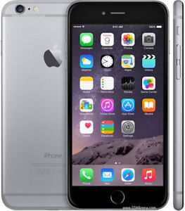 IPHONE 6 - 16GB MINT CONDITION (( AS IS ))