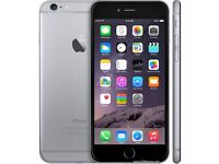 iPhone 6s 128gb in black (unlocked)