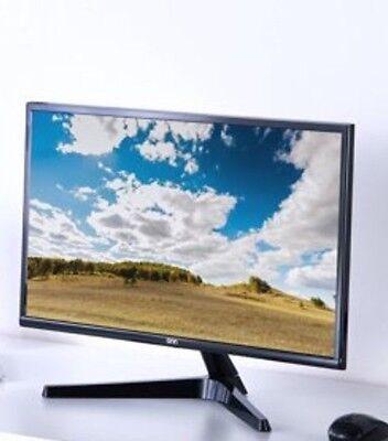 "ONN ONA18HO015  21.5"" LCD Monitor (Black) New FREE FAST SHIPPING!!"
