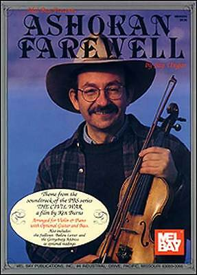 ASHOKAN FAREWELL CIVIL WAR VIOLIN MUSIC SONG BOOK NEW