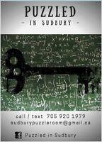 Puzzled - Sudbury's First Escape/Puzzle Room!
