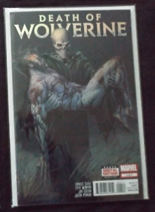 Death of Wolverine #4 Marvel Comics Foil Cover (November 2014)