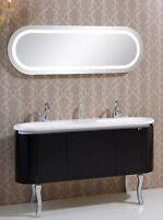 European Designed Davian Vanity set with Mirror