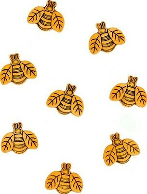 Jesse James Buttons   Dress It Up   Bumble Bee 735   Bugs   Sewing   Crafts