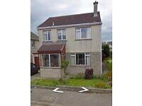 3 double bedroom detached house for rent in Dumfries