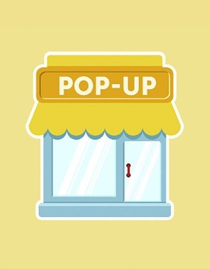 Large Pop Up Shop to rent on a two or four weekly basis - Central Brechin
