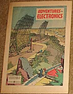 ADVENTURES-IN-ELECTRONICS-1955-GENERAL-ELECTRIC-GIVEAWAY-PROMO-COMIC-PROMOTIONAL