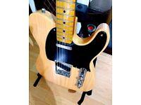 Fender Squier Classic Vibe Telecaster - CV50 Tele - Butterscotch Blonde