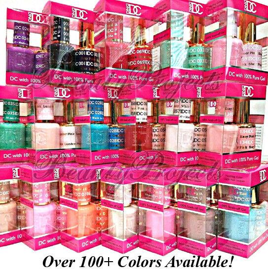 soak off gel polish pick your color