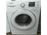 Samsung 7kg washing machine comes with warranty can be delivered