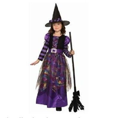 Witches & Wizards - Spider Sparkle Witch - Child Costume