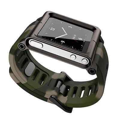 Watch Wrist Band Strap Apple Ipod Nano 6g 6th Generation ...